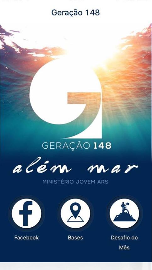 Geração 148 ARS | Presença Digitall